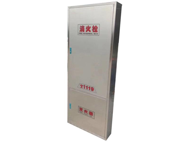济南消防箱产品展示