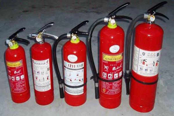 山东消防箱厂家教你灭火器应该如何进行维修