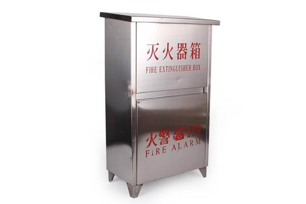不锈钢消防箱